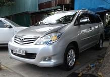 Cần bán lại xe Toyota Innova G năm 2010, màu bạc, 440 triệu