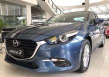 Bán Mazda 3 FL đời 2018, màu xanh lam, giá tốt
