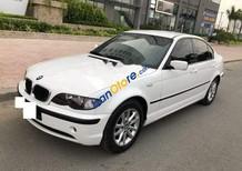 Cần bán BMW 3 Series 318i năm 2004, màu trắng số tự động, giá tốt