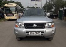 Xe Mitsubishi Pajero 2004, màu bạc, xe nhập, giá chỉ 245 triệu