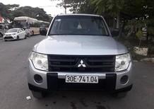 Cần bán xe Mitsubishi Pajero 2008, màu bạc, nhập khẩu