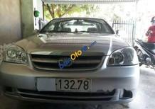 Cần bán xe Daewoo Lacetti năm 2012, màu bạc, xe nhập, giá 225tr