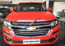 Bán xe Chevrolet Colorado sản xuất 2018, màu đỏ, xe nhập