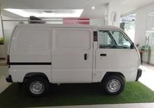 Bán Suzuki Blind Van năm sản xuất 2018, màu trắng, giá chỉ 284 triệu