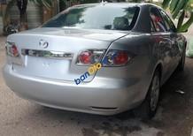 Bán Mazda 6 2.0 sản xuất 2003, màu bạc, nhập khẩu nguyên chiếc