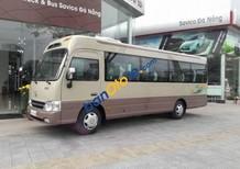 Cần bán xe Hyundai County năm sản xuất 2018, màu kem (be)