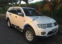 Cần bán xe Mitsubishi Pajero sản xuất năm 2013, màu trắng, xe nhập như mới