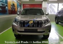 Bán ô tô Toyota Land Cruiser Prado VX năm 2018, nhập khẩu