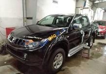 Cần bán xe Mitsubishi Triton sản xuất năm 2018, màu đen