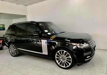 Bán xe cũ LandRover Discovery sản xuất 2014 màu đen, giá tốt, xe nhập
