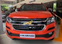 Bán ô tô Chevrolet Colorado năm sản xuất 2018, màu đỏ, nhập khẩu