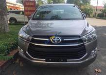 Bán ô tô Toyota Innova G 2.0L sản xuất năm 2018, màu xám, giá chỉ 832 triệu