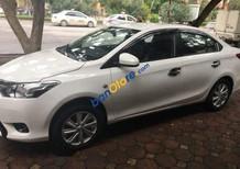 Cần bán xe Toyota Vios năm sản xuất 2014, màu trắng, giá chỉ 398 triệu