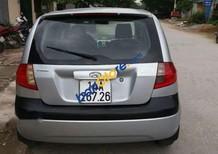 Cần bán Hyundai Getz năm sản xuất 2009, màu bạc, 165 triệu