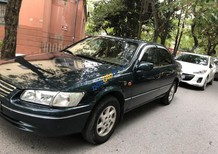 Cần bán gấp Toyota Camry GLi sản xuất năm 2000, màu xanh lam, giá tốt