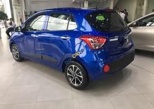 Cần bán Hyundai Grand i10 1.2MT năm 2018, màu xanh lam, nhập khẩu