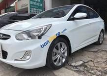 Cần bán xe Hyundai Accent 1.4AT năm sản xuất 2011, màu trắng, xe nhập chính chủ, giá chỉ 395 triệu