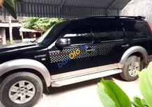 Cần bán xe Ford Everest năm 2008, màu đen xe gia đình giá cạnh tranh