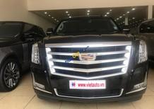 Cần bán lại xe Cadillac Escalade sản xuất 2015, màu đen, xe nhập