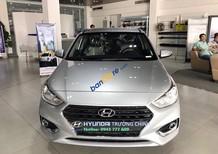 Cần bán Hyundai Accent 1.4 Base sản xuất 2018, màu bạc, 440 triệu