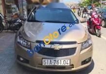 Cần bán xe Chevrolet Cruze năm 2014, màu vàng cát