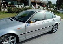 Cần bán lại xe BMW 1 Series sản xuất 2003, màu bạc, nhập khẩu nguyên chiếc, 345tr