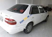 Bán xe Toyota Corolla sản xuất 2001, màu trắng