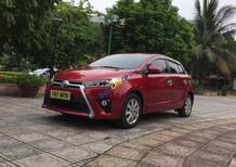 Cần bán lại xe Toyota Yaris sản xuất 2015 màu đỏ