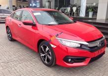 Cần bán xe Honda Civic sản xuất năm 2018, màu đỏ, nhập khẩu nguyên chiếc giá cạnh tranh
