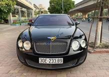 Cần bán lại xe Bentley Continental Flying Spur 6.0 sản xuất 2006, màu đen