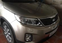 Bán ô tô Kia Cerato AT đời 2017, màu nâu