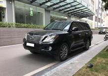 Cần bán Lexus LX 570 model 2011, màu đen, nhập khẩu