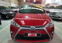 Bán Toyota Yaris 1.5G năm 2017, màu đỏ may mắn. Xe nhỏ gọn thích hợp cho gia đình sử dụng