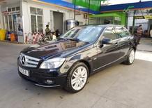 Bán xe Mercedes C230 năm sản xuất 2009, màu đen, giá chỉ 500 triệu