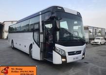 Giá xe Thaco 47 chỗ - Thaco Universe TB120S 47 chỗ đời mới 2019 bản tiêu chuẩn, 6 bầu hơi, 47 chỗ Trả góp