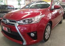 Bán Toyota Yaris G 2017, mới đi 23.000km, xe cực đẹp, nhập Thái Lan, giá thương lượng, hỗ trợ trả góp