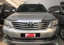 Xe Toyota Fortuner 2.7V 2012, số tự động, 1 cầu, đi 82.000km, xe đẹp, giá thương lượng