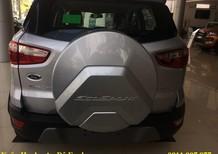 Bán Ford EcoSport 1.5L Titanium AT 2018, màu bạc, 625 triệu, 0911997877, hỗ trợ trả góp 80% giá trị xe