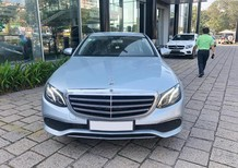 Bán xe mới giá rẻ Mercedes E200 Diamond 2018 chính hãng, hỗ trợ trả góp