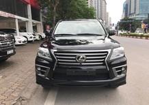 Bán xe LX570 2015, màu đen