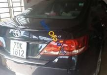 Cần bán Toyota Camry 2.4G năm 2009, màu đen xe gia đình