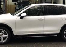 Bán xe Porsche Cayenne Sx 2014, màu trắng
