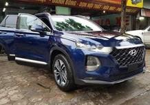 Bán Hyundai Santa Fe 2019 đủ màu (máy xăng + dầu), giá 848 triệu, trả góp, chỉ 300tr lấy xe - LH: 0947371548