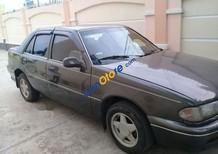 Bán Hyundai Sonata đời 1991, màu nâu, xe cũ