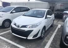 Bán Toyota Vios 2018 bản 7 túi khí, ưu đãi cực lớn cuối năm, xe giao ngay