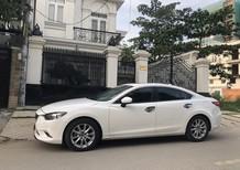 Cần bán gấp Mazda 6 AT 2015, màu trắng