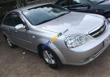 Bán xe Daewoo Lacetti 2010, màu bạc, xe cũ