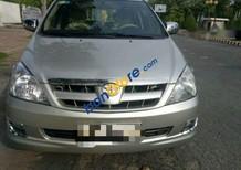 Cần bán xe Toyota Innova G sản xuất 2008, màu bạc