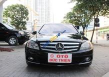 Bán Mercedes C250 CGI sản xuất 2009, màu đen, 480tr