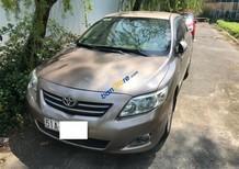Bán Toyota Corolla Altis sản xuất năm 2009, màu nâu, 410 triệu